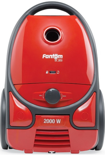 Fantom Dc-2800 Canister 2800 Watt Elektrikli Süpürge