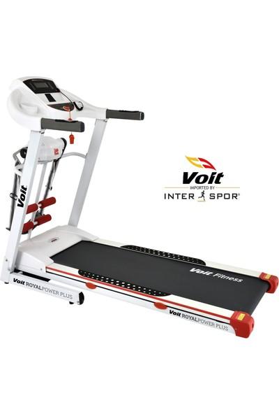 Voit Royal Power Plus 2.5 AV Masajlı Otomatik Eğimli Koşu Bandı