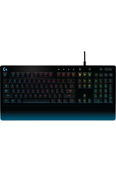 Logitech G213 Prodigy RGB Oyuncu Klavye 920-008094