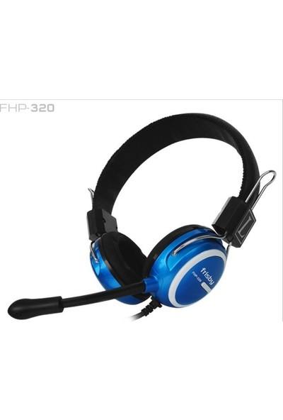Frısby Fhp-320 Mıkrofonlu Kulaklık