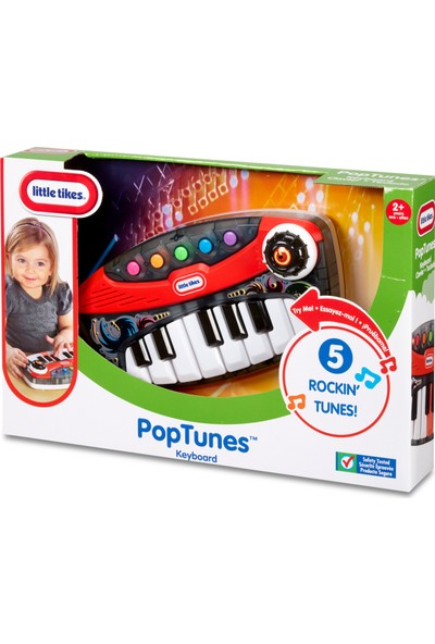 Little Tikes Işıklı Piyano