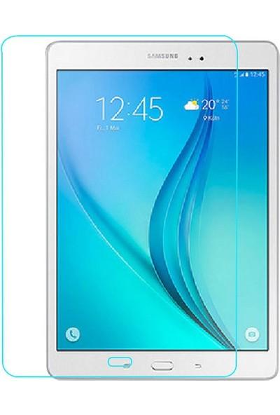 Eiroo Samsung T550 Galaxy Tab A 9.7 Tempered Glass Tablet Cam Ekran Koruyucu