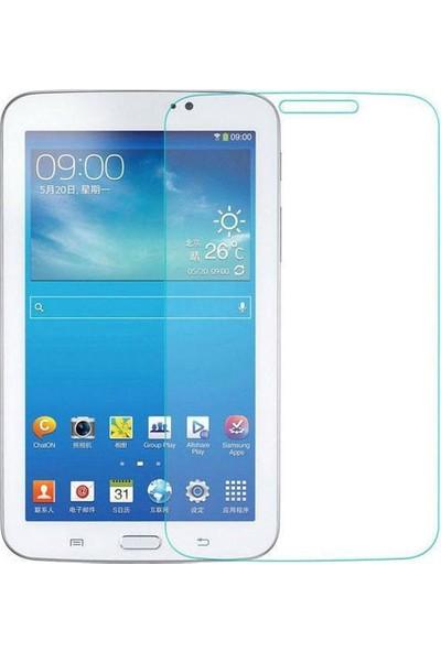 Eiroo Samsung Galaxy Tab 3 7.0 Tempered Glass Tablet Cam Ekran Koruyucu