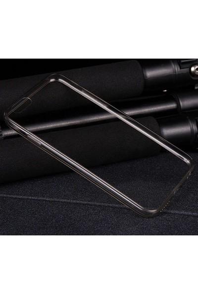 Mustek Sony Xperia C5 9H Temper Ekran Koruyucusu + 0.2 Mm Silikon Kılıf