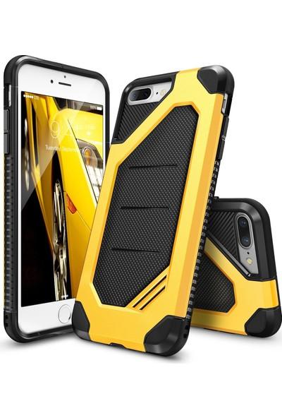 Ringke Max iPhone 7/8 Plus Kılıf Bumblebee - Tam Koruma Isı Dağılımlı Şok Emici Teknoloji