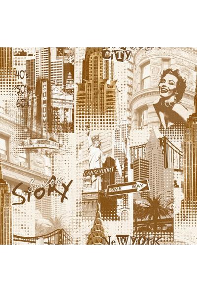 Pop-Art Şehir İsimli Duvar Kağıdı