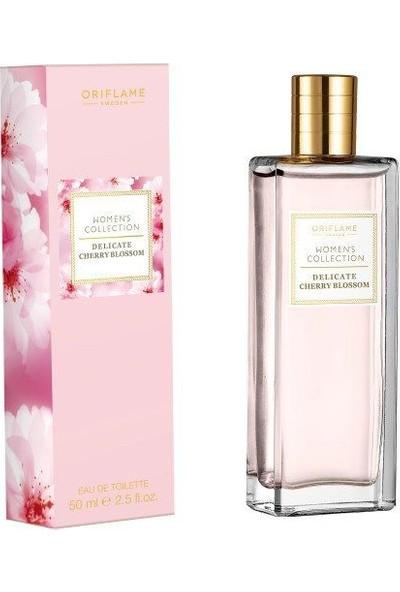 Oriflame Woman'S Collection Delicate Cherry Blossom Edt Bayan Parfümü Edt Bayan Parfüm 50Ml