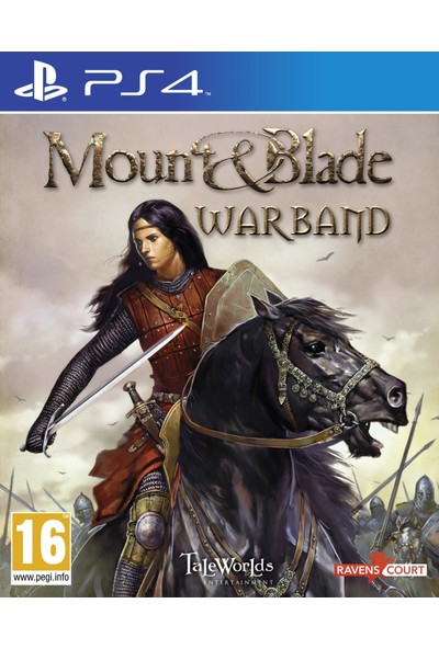 Mount And Blade: Warband PS4