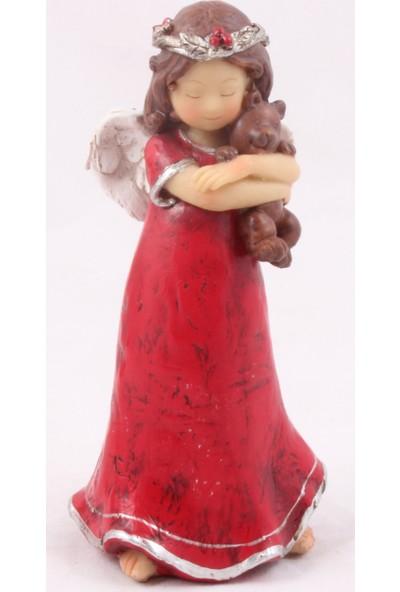 Angels İn Town Melek Biblo - İyi Seneler (14 Cm)