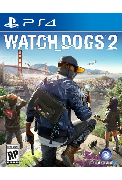 Watch Dogs 2 PS4 Oyun
