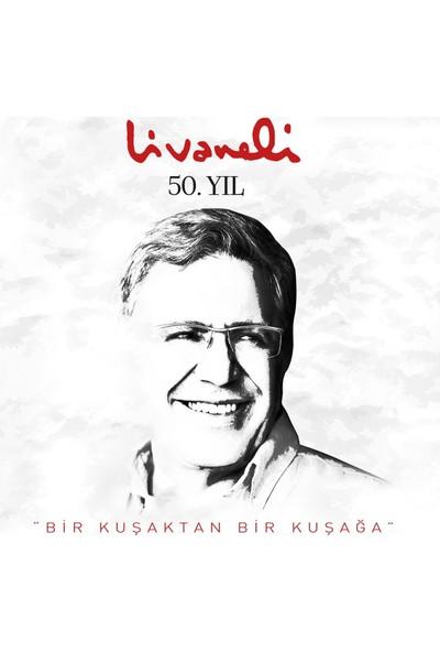 """İDA zülfü Livaneli 50.Yıl Özel Albümü """"Bir Kuşaktan Bir Kuşağa"""" (CD)"""