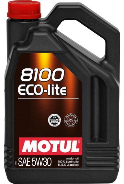 Motul 8100 ECO-LITE 5W30 4 Litre