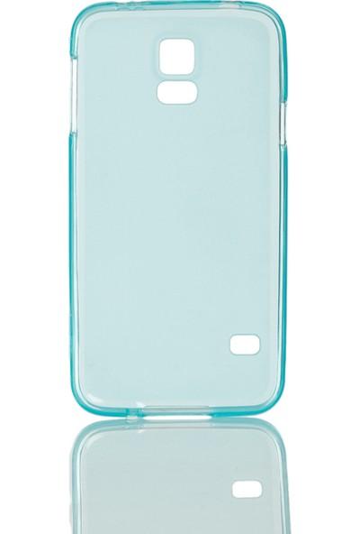 İmpashop Samsung Galaxy S5 Silikon Kılıf Ultra İnce 0.3Mm Kılıf