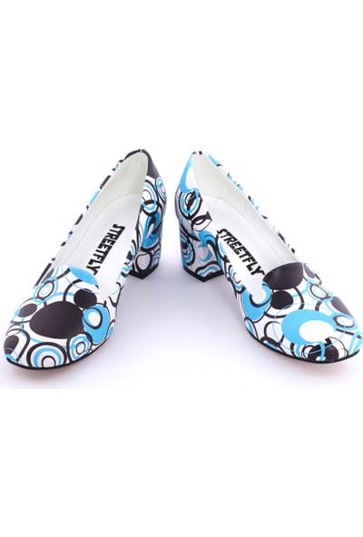 Streetfly Alvina M1504 Kadın Günlük Ayakkabı