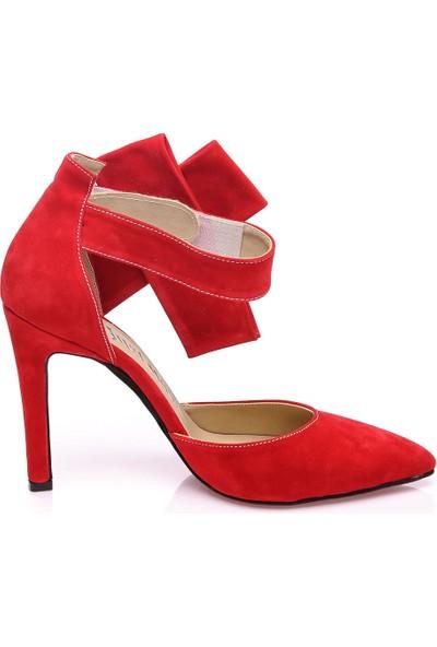 JustBow Kelly JB-552 Kadın Topuklu Ayakkabı