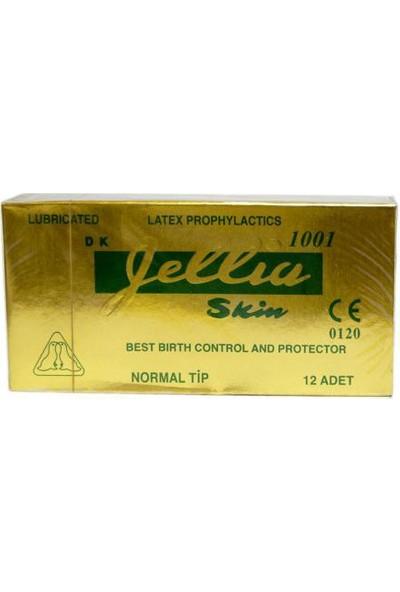 Jellia Skin 12Adet Normal Prezervatif