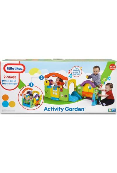 Little Tikes Ev Tipi Aktivite Bahçesi