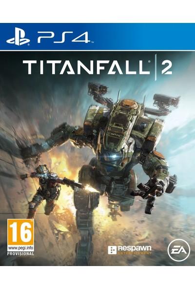 Titanfall 2 PS4 Oyun