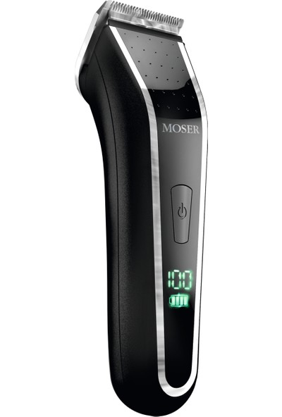 Moser Lithium Pro LCD Clipper - EU pin