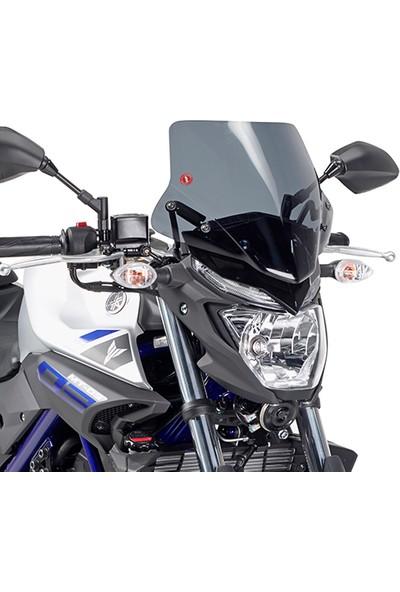 Gıvı A2127 Yamaha Mt-25 (15-17) Rüzgar Siperlik