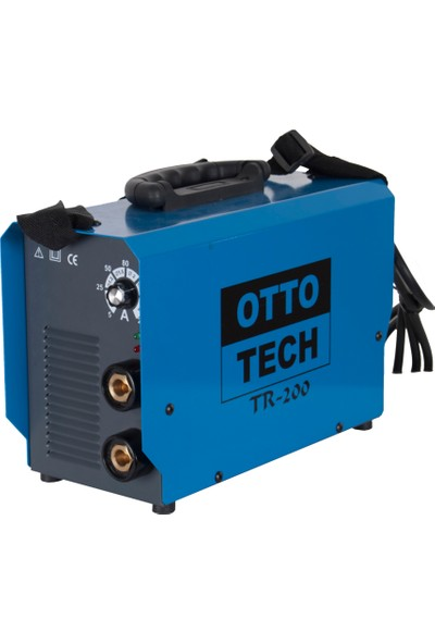 Otto Tech Kaynak Makinası 200 Amper KMTR0200