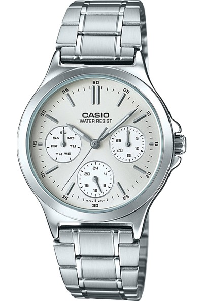 Casio LTP-V300D-7AUDF Standart Kadın Kol Saati