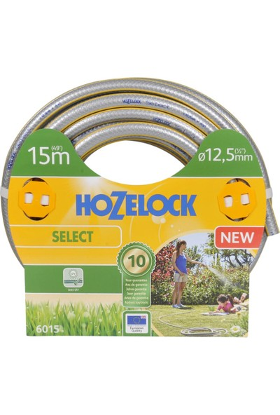 "Hozelock 6050H 50 Mt 1/2"" Select Hortum"