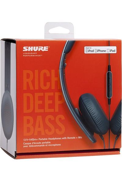 Shure Srh 145M+ 34 Ohm Kulaküstü Kulaklık
