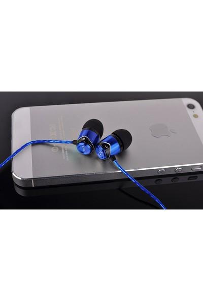 Soundmagic E10C Black Blue Kulakiçi Kulaklık