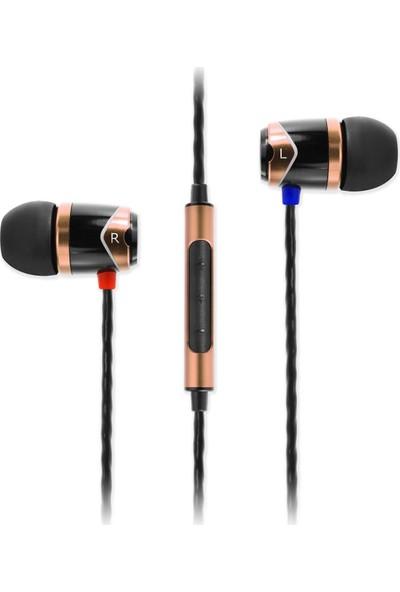 Soundmagic E10C Black Gold Kulakiçi Kulaklık