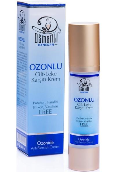 Osmanlı Hanedan Ozonlu Cilt Leke Karşıtı Krem 50ml