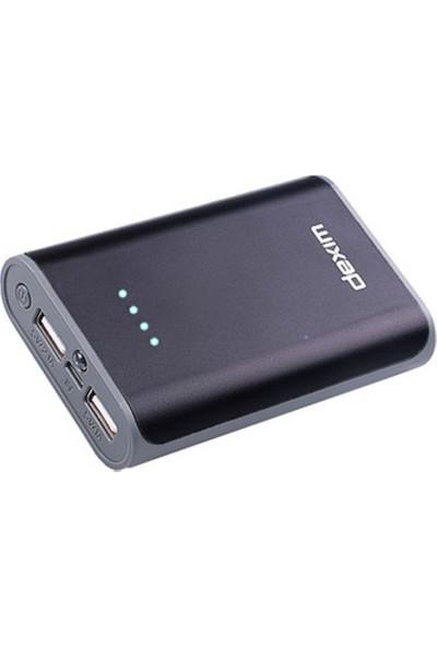 Dexim DCA706 6000 mAh Çift USB Powerbank