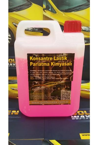 Goldenwax Jel Lastik Parlatıcı Ve Lastik Koruyucu Kimyasalı 2Kg
