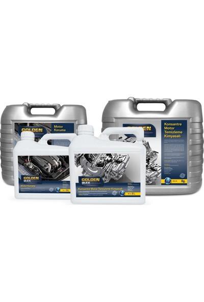 Goldenwax Ekstra En Güçlü Motor Temizleme Ve Motor Parlatma Koruma Kimyasalı 2Kg Güçlü Formül
