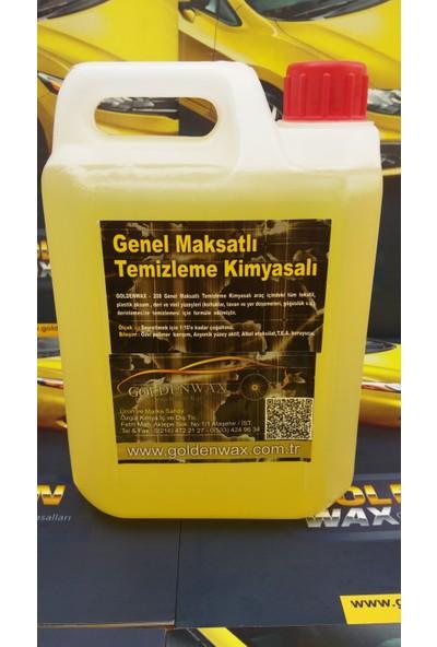 Goldenwax Koltuk Döşeme Tavan Detaylı İç Temizlik Kimyasalı 5Kg Özel Konsantre Formül