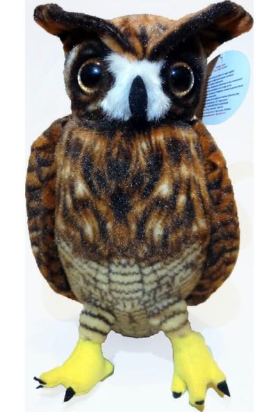 Peluş Baykuş -35 cm