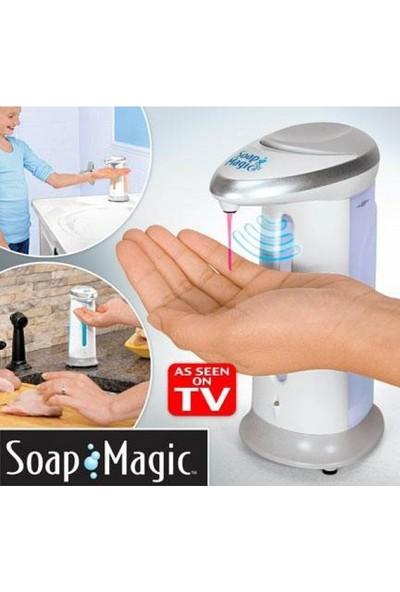 Hergunyeni Soap Magic Otomatik Sıvı Sabunluk