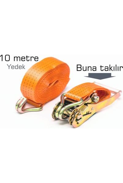 Spanzet Cırcırlı Yük Gerdirme Kemeri 10 Metre 090403