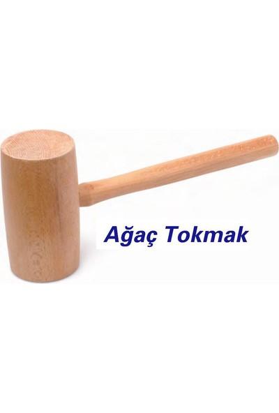 Toolux Ağaç Tokmak 090894