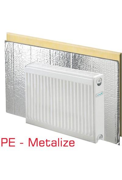 Mastercare Pe Metalize Plaka Yansıtıcı Plaka 8 Mm Kalınlık 50 Cm X 1 Mt 091241