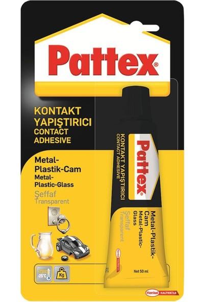 Pattex Metal Plastik Cam Özel Performanslı Yapıştırıcı 103116