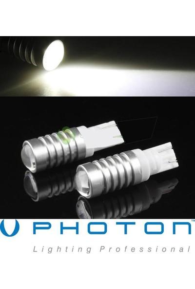Photon Projektör Lens Cool White T10 Tip Park Ampülü 85D7007