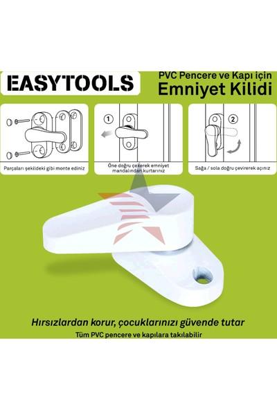 Easytools Pvc Pencere Kapı Kilidi 840289