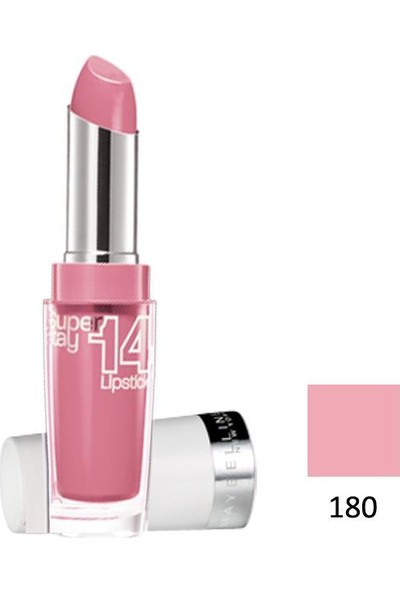 Maybelline New York Superstay 14H Kalıcı Ruj 180