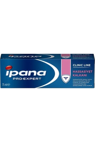Ipana Pro-Expert Diş Macunu Clinic Line Hassasiyet Kalkanı 75 ml