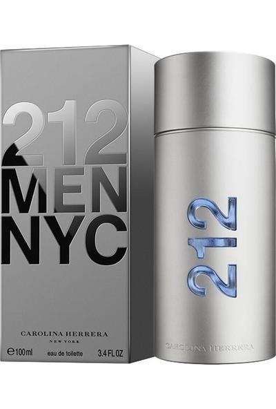 Carolina Herrera 212 Edt 100 Ml Erkek Parfüm