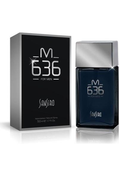 Sansiro Edt M-636 50 ML Erkek Meyveli