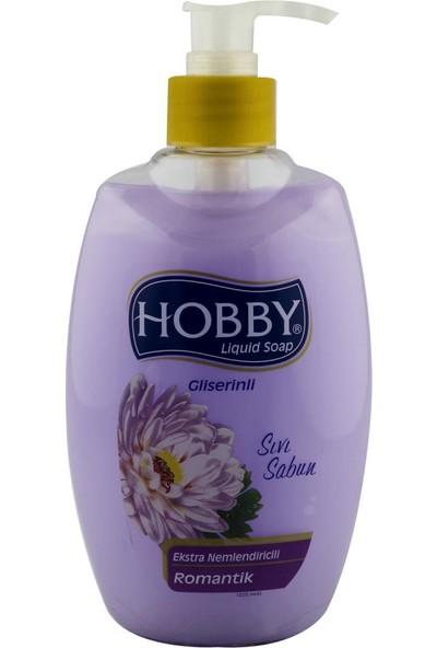 Hobby Sıvı Sabun Romantik 400 Ml