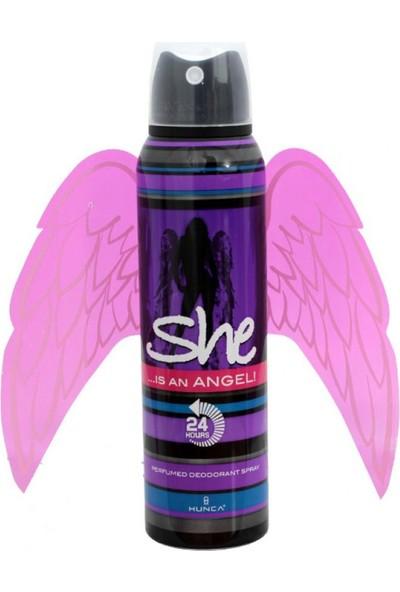 She Is An Angel Deo Spray 150 Ml Kadın Deodorant