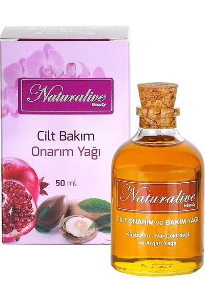Naturalive Doğal Cilt Bakım Yağı 50 ml